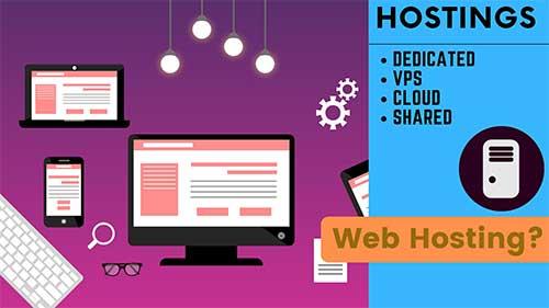 Website Hosting क्या है और कैसे काम करता है ?
